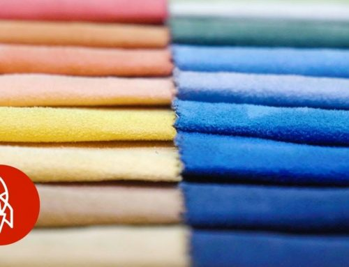 In Japan, A Textile Dyer Sticks With Tradition