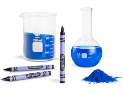 First new blue pigment in 200 years was created in a lab accident