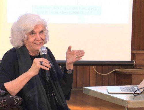 May Guest Speaker: Liz Williamson