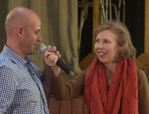 June Guest Speaker: Nathan and Marilyn Peters